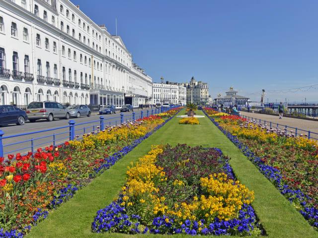 Eastbourne carpet gardens
