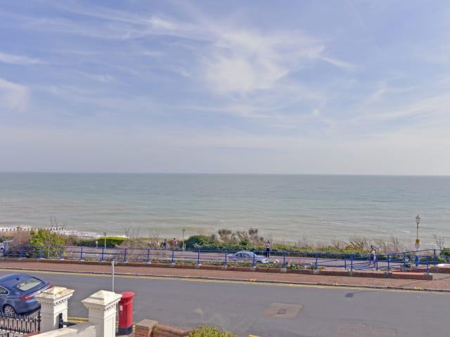Sea views from Sea Dreams