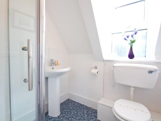 No 95 top floor shower room