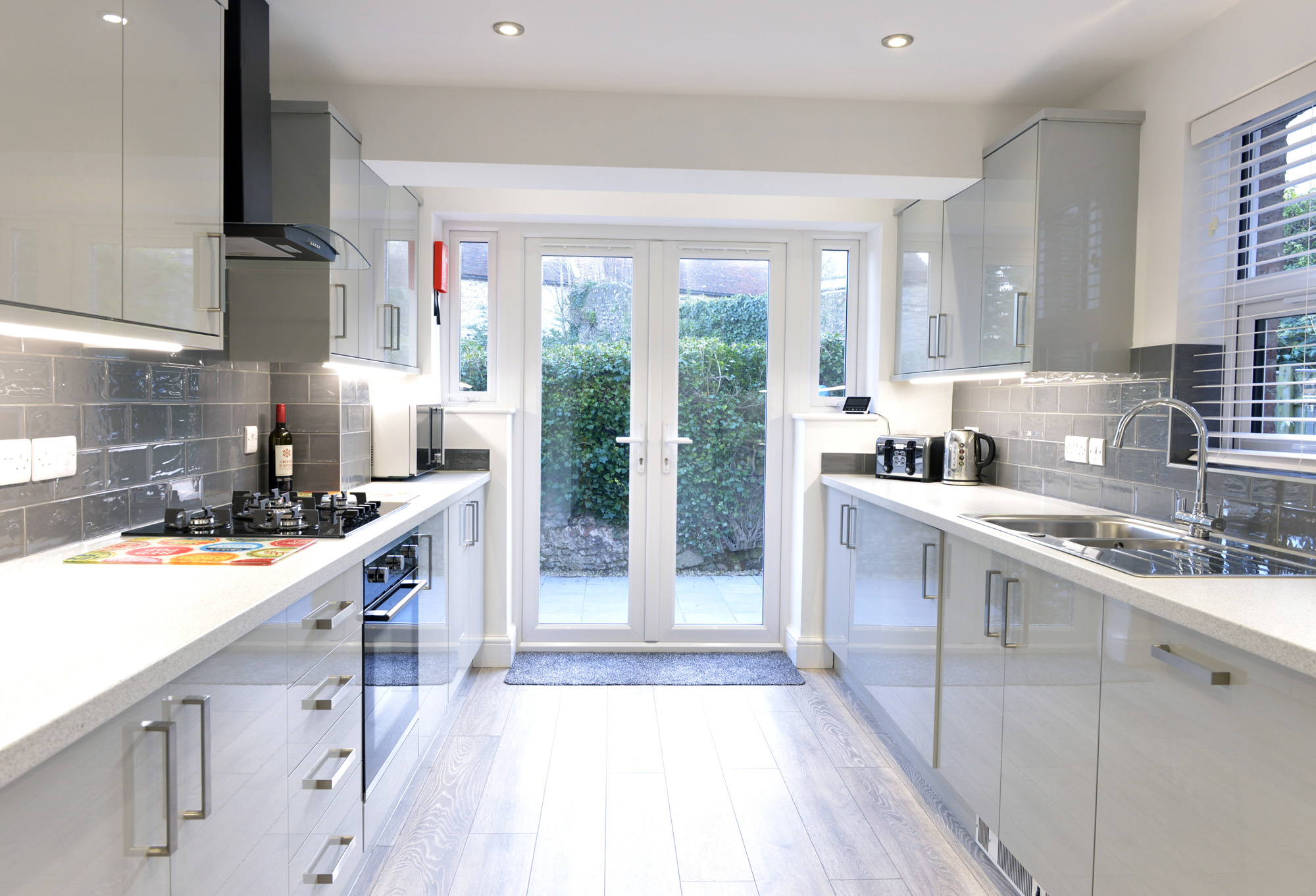 Eastbourne holiday cottage immaculately refurbished in historic Old Town