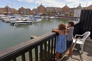 Sail Away - dog friendly cottages Eastbourne