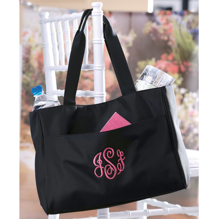 Bridesmaid Gifts Beach Wedding: Personalized Executive Tote For Bridesmaids