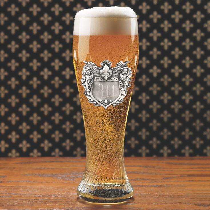 German Wedding Gift Ideas: German-made Pilsner Glass For Groomsmen