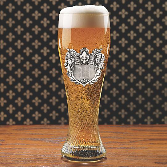 German Wedding Gift Ideas: German-made Pilsner Glass For Groomsmen