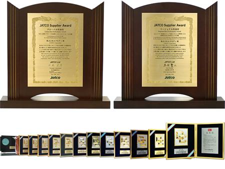 Awards | EXEDY Clutch Europe