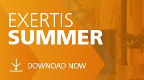 Exertis Summer<br> Catalogue