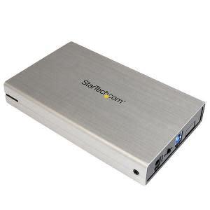 3.5in USB 3.0 Ext SATA III HD Encl