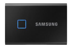 SSD Ext 1TB T7 Touch USB-C Black