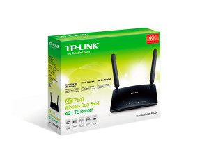 Ac750 Wireless Dual Band 4G Lte Router