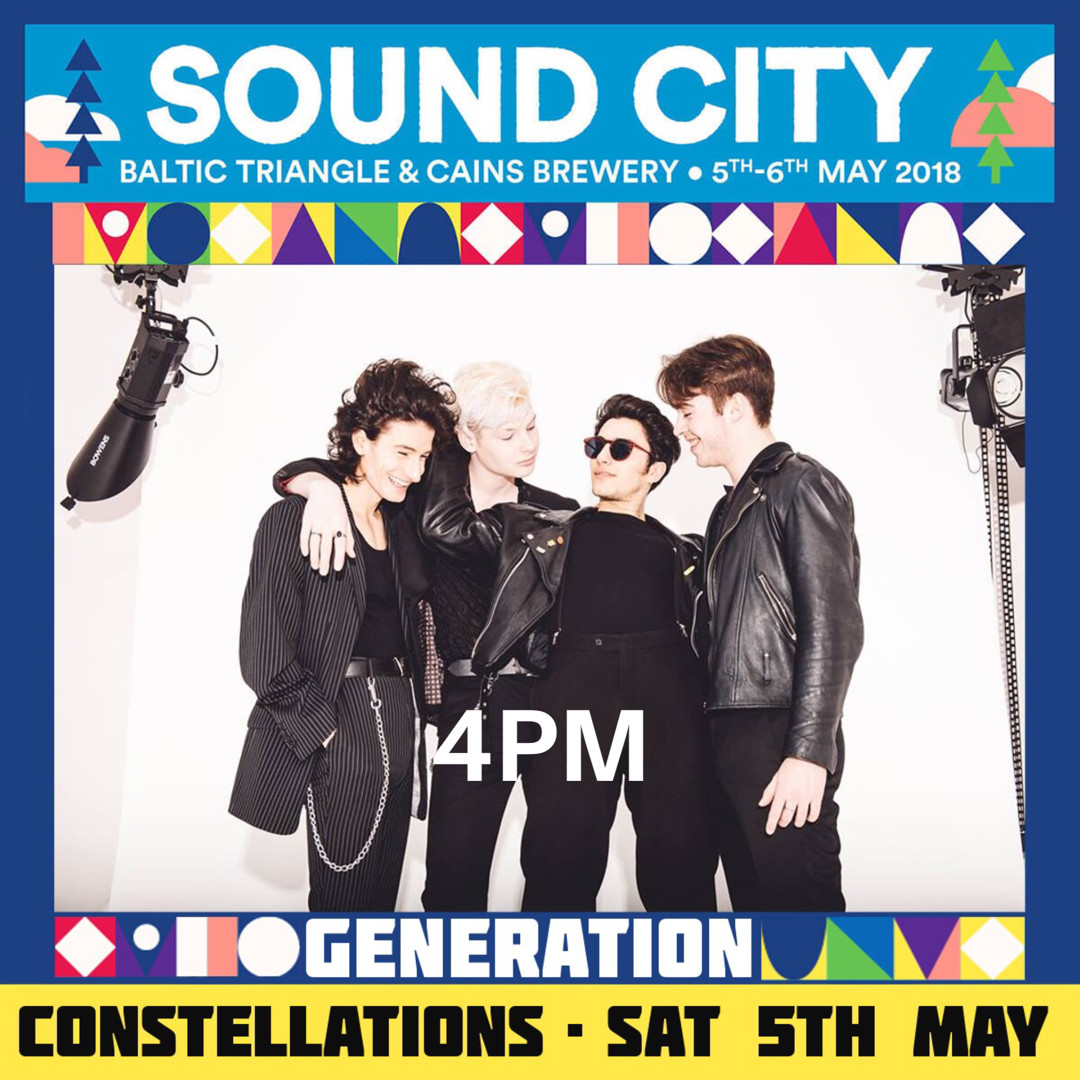 Liverpool Sound City Festival 2018