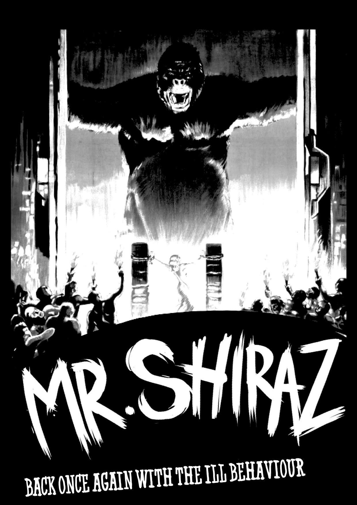 Mr Shiraz