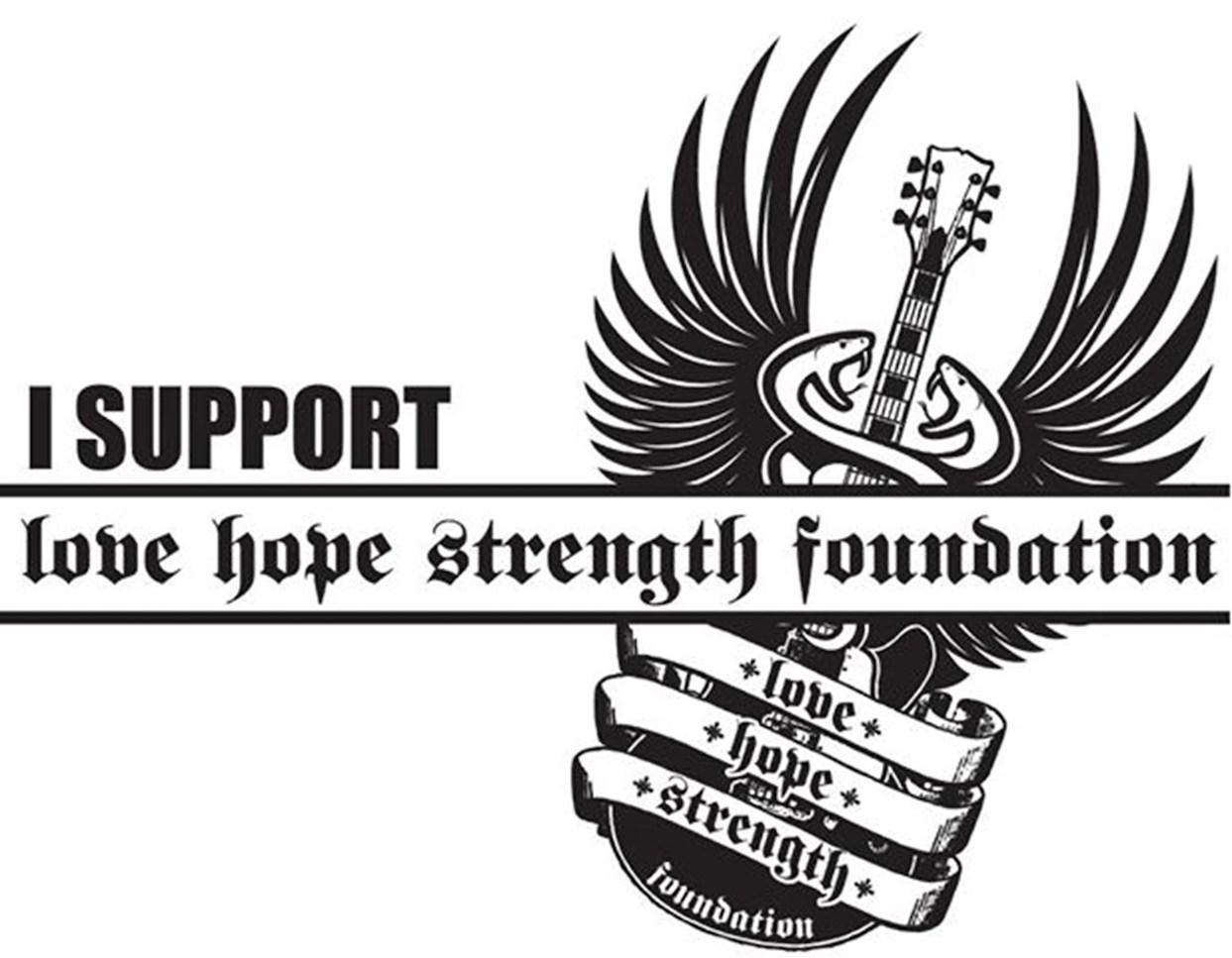 LOVE HOPE STRENGTH FOUNDATION