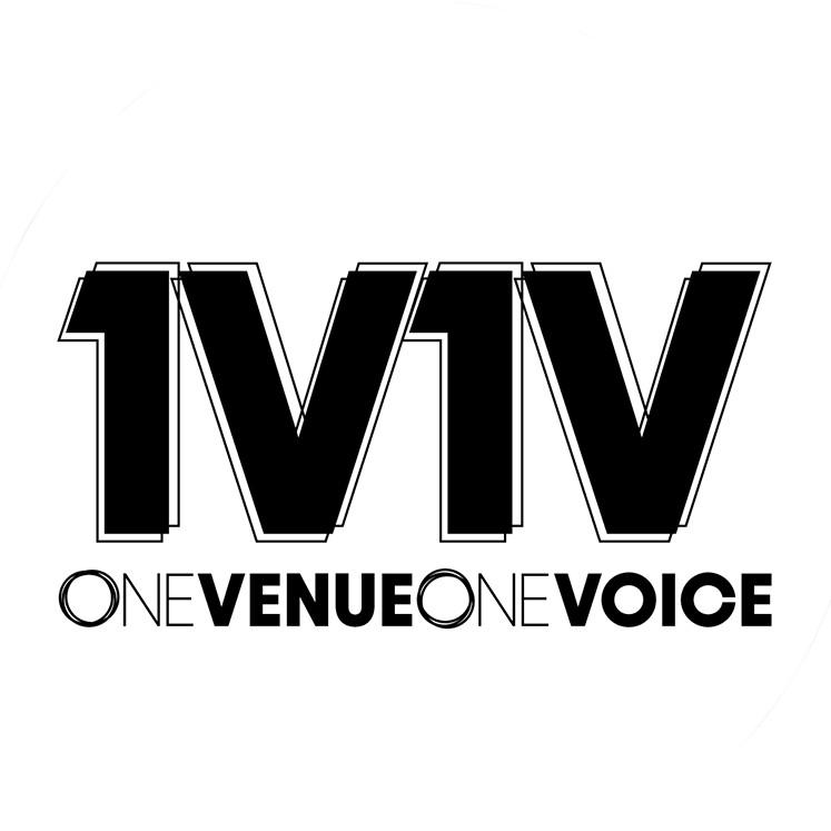 1 Venue 1 Voice