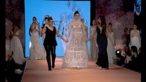 New Collection revealed at Israel Bridal Fasion Week - Full Show