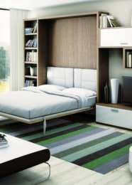 Marvelous Wall Beds Ny Milano Smart Living Gmtry Best Dining Table And Chair Ideas Images Gmtryco
