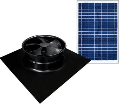 שונות מפוח לגג רעפים | מפוח סולארי לגג UK-91