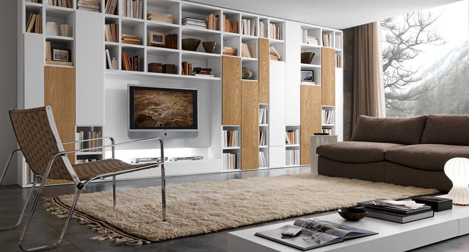 Milano Tv Meubel.Milano Smart Living Space Saving Furnitures