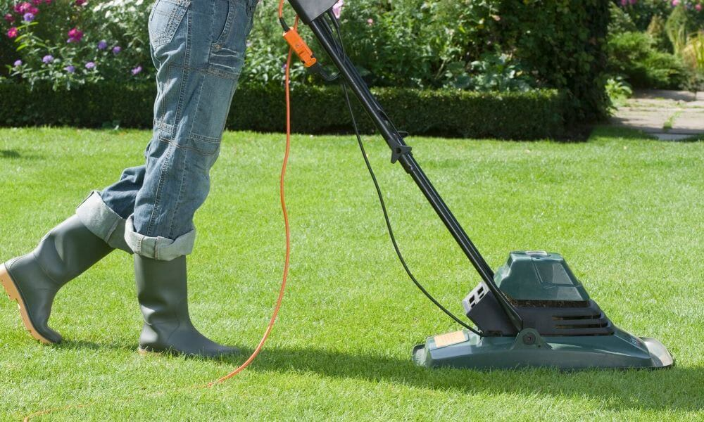 How To Make Lawn Mower Fast