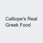 Calliope's Real Greek Food