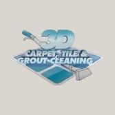 3D Carpet, Tile, & Grout Cleaning