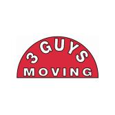 3 Guys Moving
