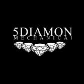 5 Diamond Mechanical