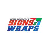 Discount Signs and Wraps