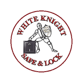 White Knight Safe & Lock