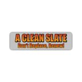 A Clean Slate