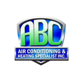 ABC Air Conditioning and Heating Specialist Inc.