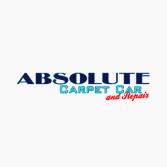 Absolute Carpet Care and Repair