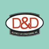 D & D Heating & Air Conditioning Inc.