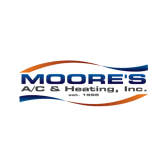 Moore's Airconditioning and Heating Inc.