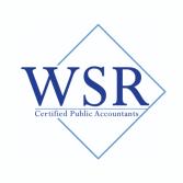 WSR Certified Public Accountants, P.C.