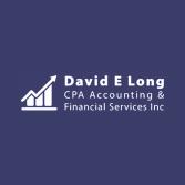 David E Long CPA Accounting & Financial Services Inc