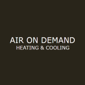 Air On Demand Heating & Cooling
