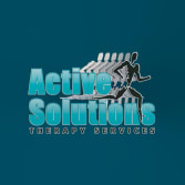 Active Solutions Therapy Services