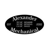 Alexander Mechanical