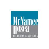 McNamee Hosea