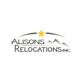 Alison's Relocations, Inc.