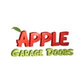 Apple Garage Door