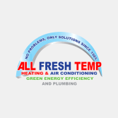 All Fresh Temp Heating & Air Conditioning