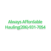 Always Affordable Hauling