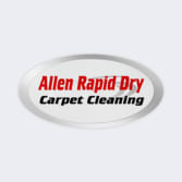Allen Rapid Dry Carpet Cleaning