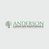 Anderson Landscape Maintenance