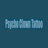 Psycho Clown Tattoo