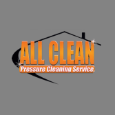 All Clean Pressure Cleaning Service