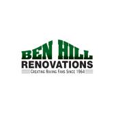 Ben Hill Renovations