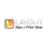 Layout Sign & Print Shop