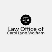 Law Office of Carol Lynn Wolfram